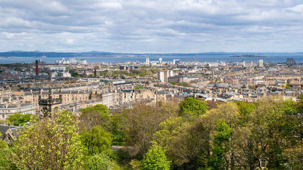 Edinburgh property prices rocket by more than £5,000 a month