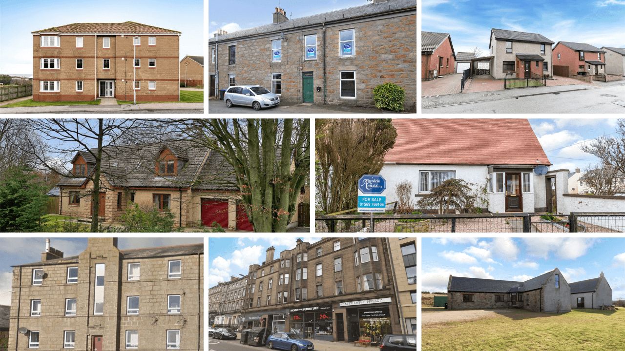 Our latest properties for sale and to let (2nd April 2019)