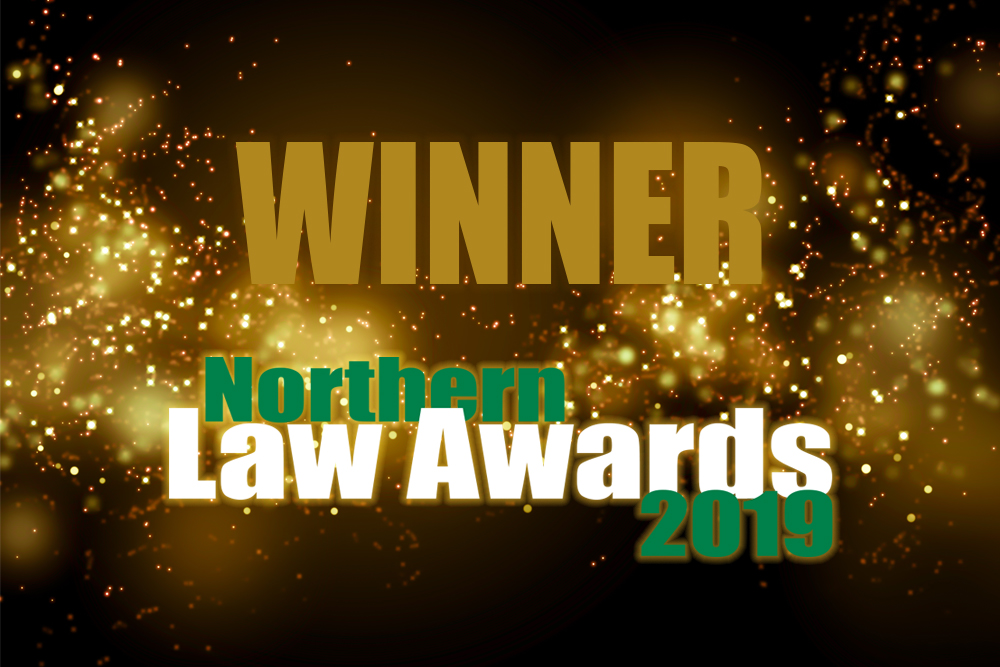 Aberdein Considine picks up top prize at Northern Law Awards