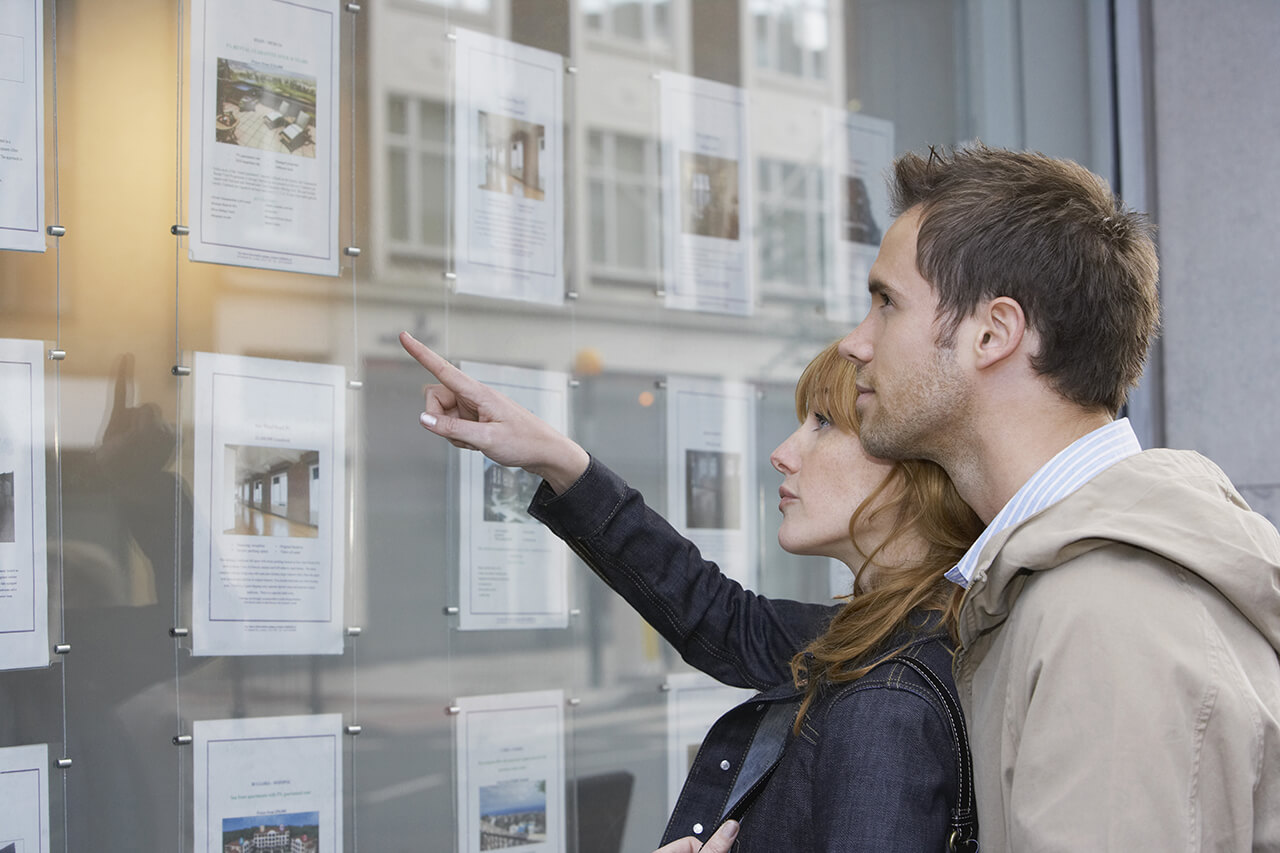 I want to buy a property, what do I do first?