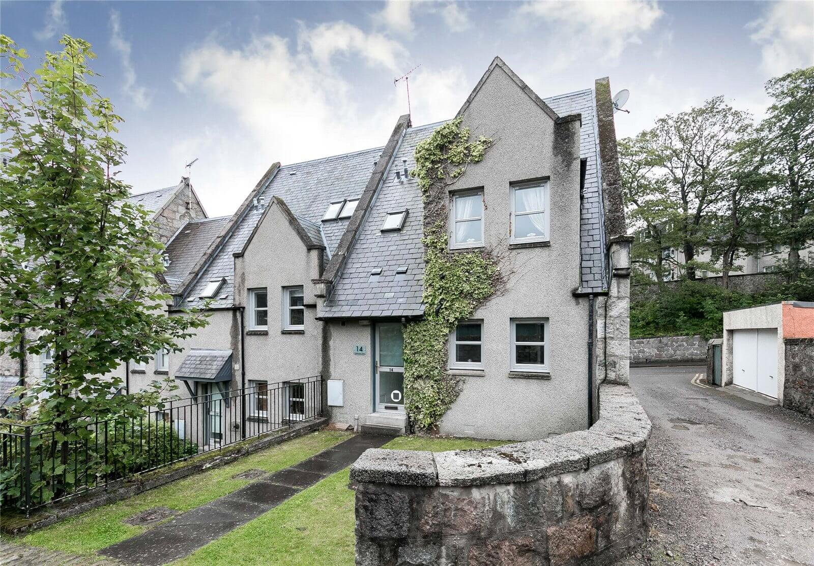 Ideal first-time buys just outside Aberdeen City Centre