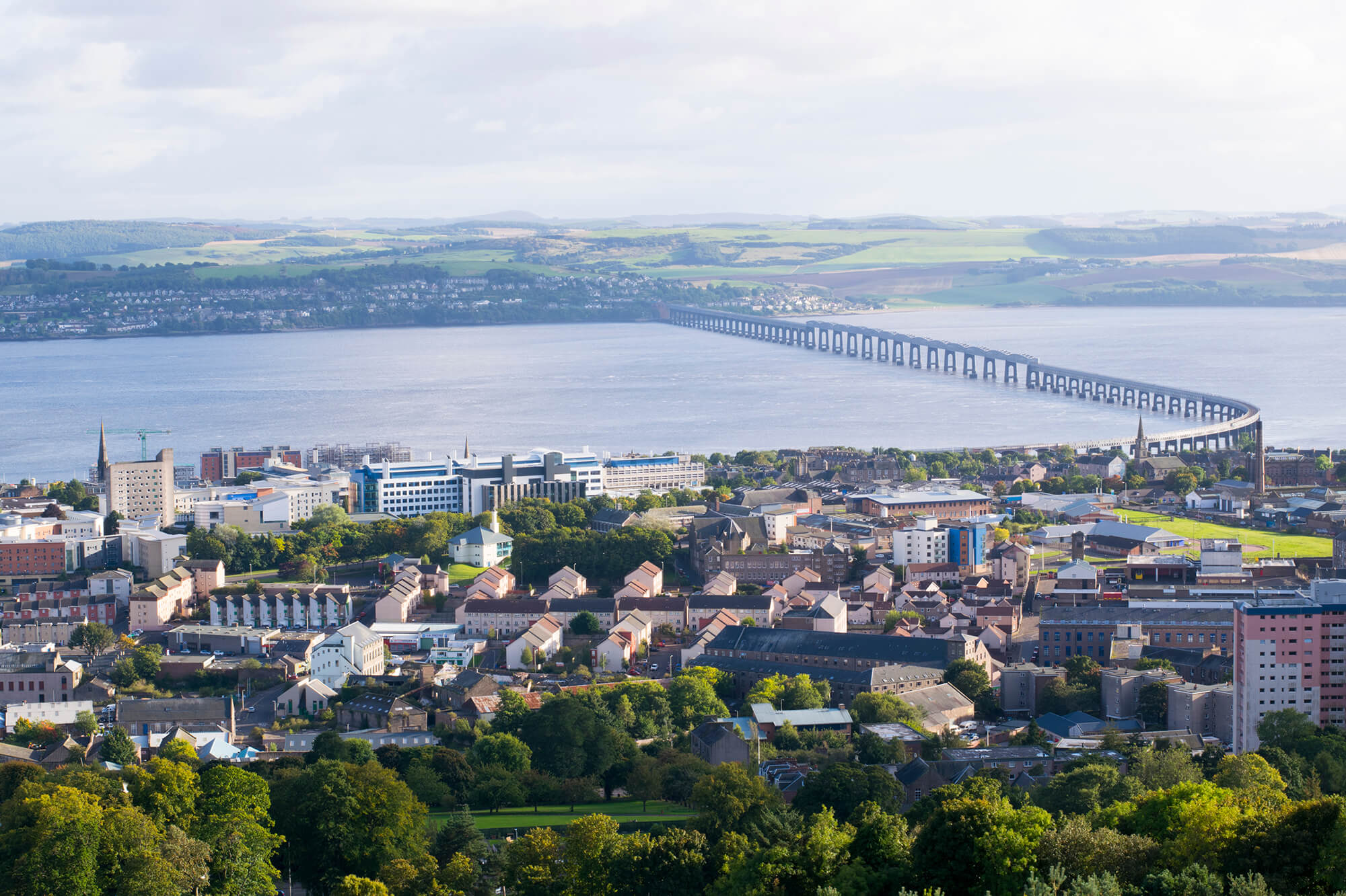 Dundee rental market closes gap on Aberdeen