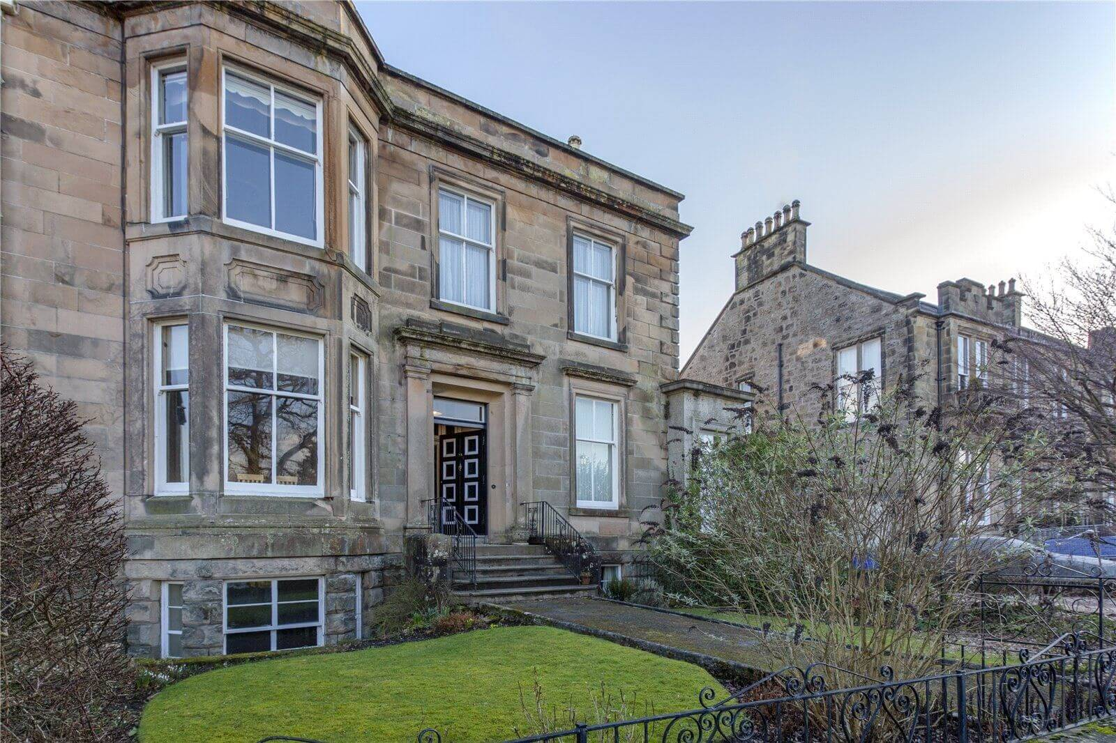 Former prime minister's Grade B listed house is up for sale