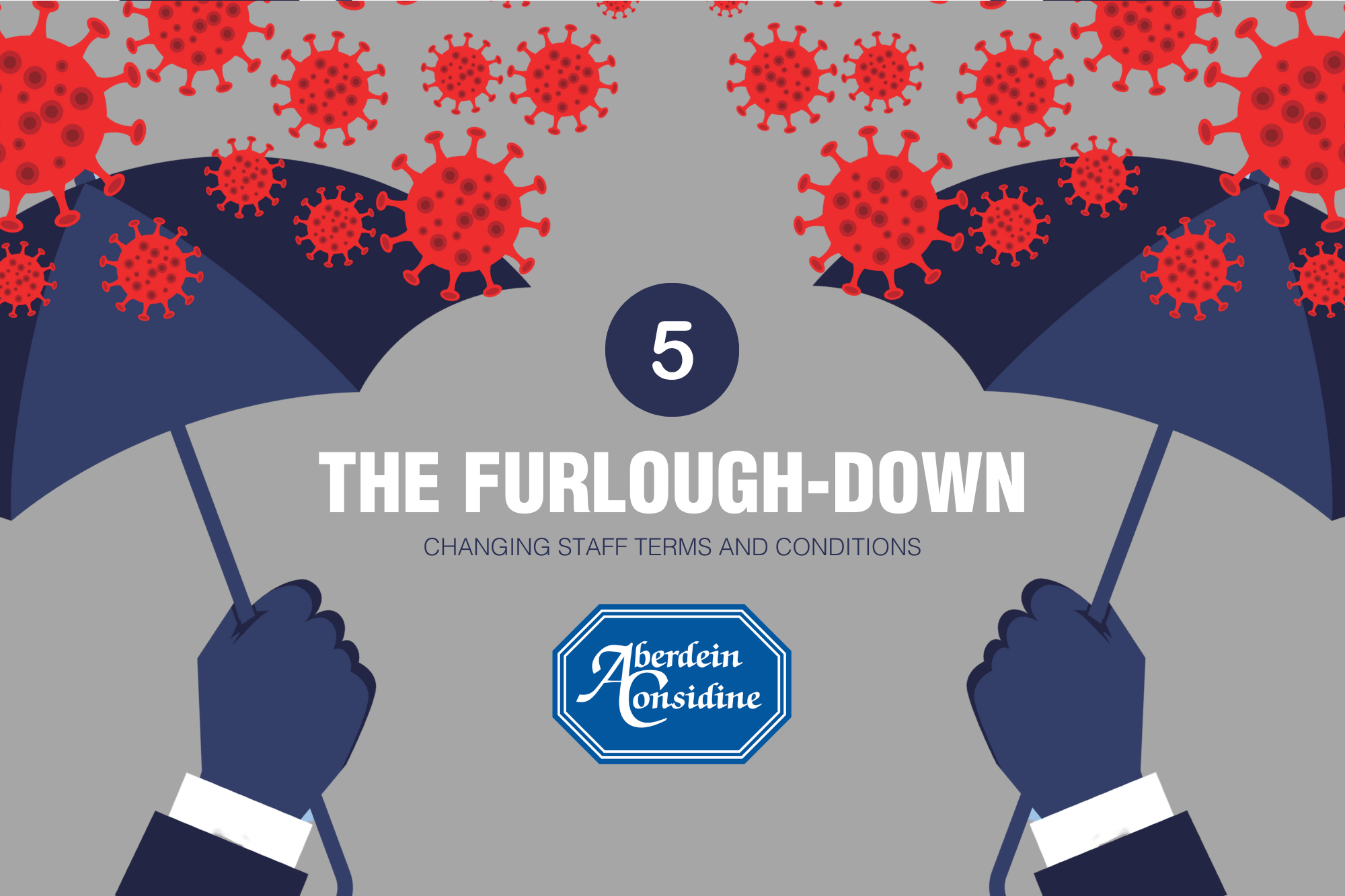 The Furlough-down: Changing an employee's terms & conditions