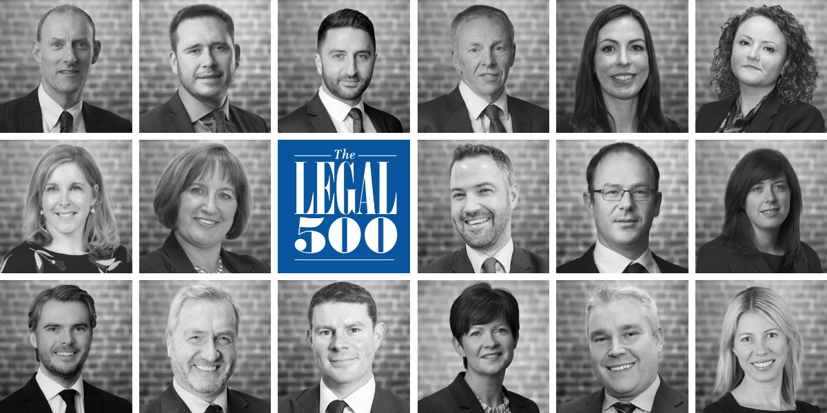 Aberdein Considine lawyers named among UK's finest by Legal 500