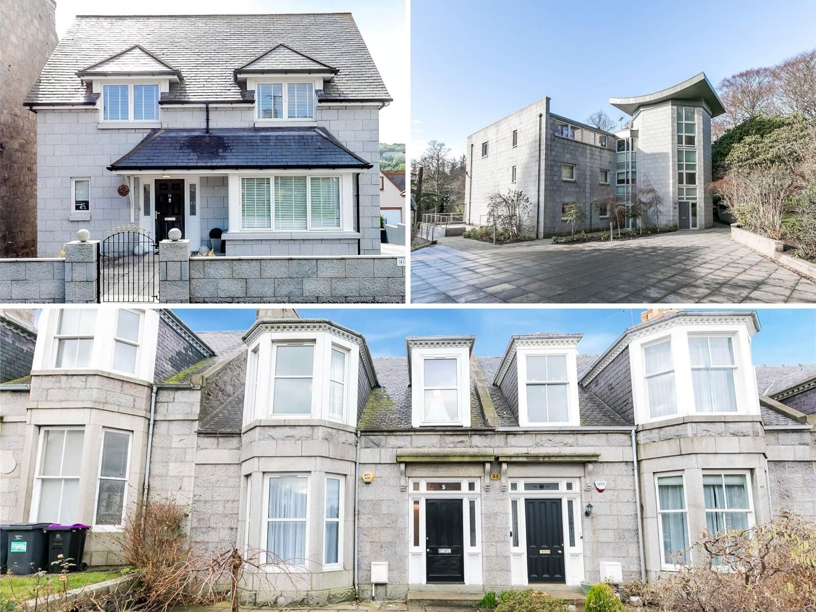 Three stunning family homes for £500,000 and under