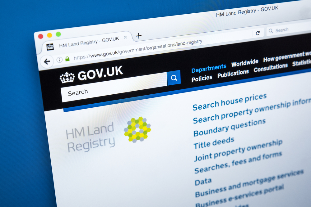 Electronic Signatures and HM Land Registry – what lenders need to know