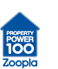 Zoopla Power 100 Ranked