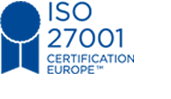 ISO 27001:2013 Accredited