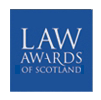 Law Awards of Scotland Multiple Award Winner