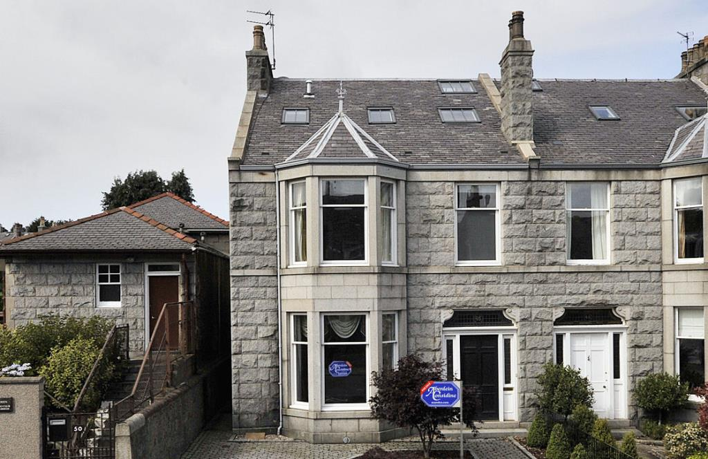 48 Carlton Place, Aberdeen - Offers Over £795,000