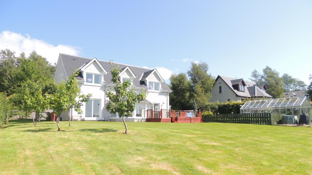 Dunvegan, Kinnaird, Pitlochry, Perthshire - Offers Over £420,000