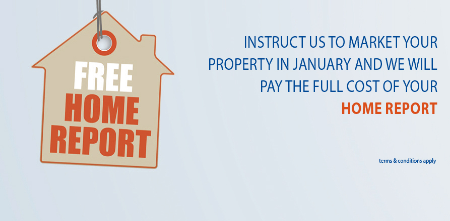 Free Home Report when you sell your property