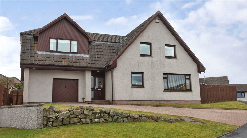 2 Hillview Road, Westhill, Aberdeenshire - £470,000