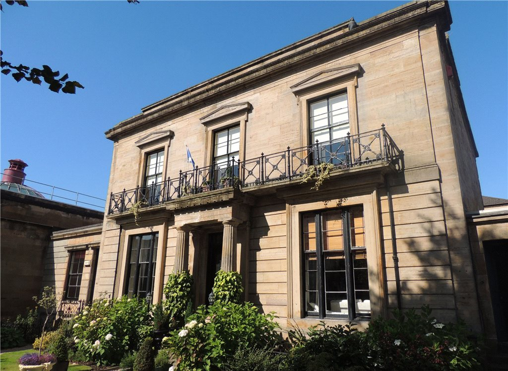 Flat 2 The Mansionhouse, 363 St George's Road, St George's Cross, Glasgow - £259,000