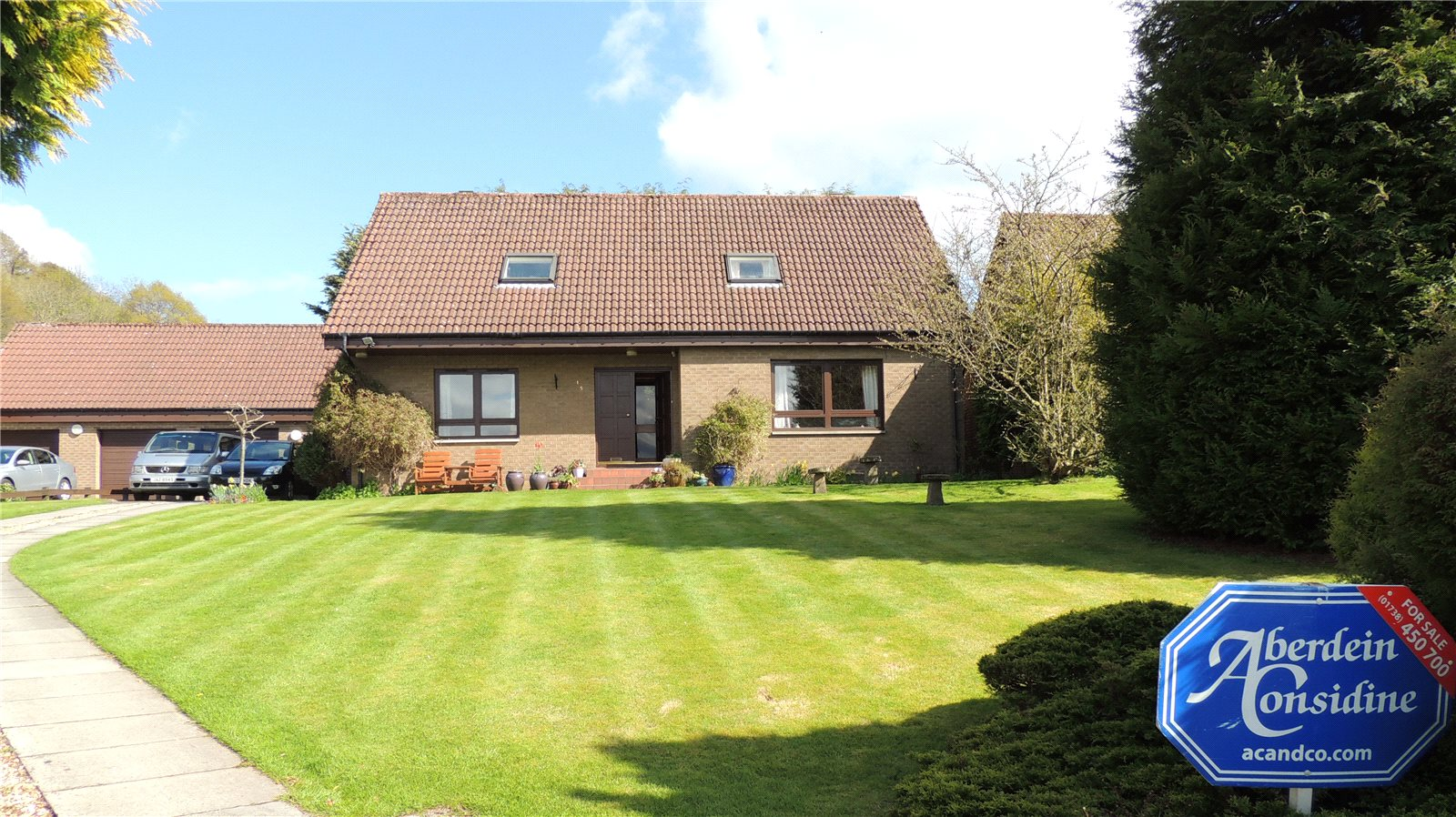 15 St Thomas' Well, Cambusbarron, Stirling -  £287,500