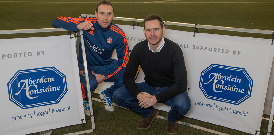 Aberdein Considine invests in the football stars of tomorrow