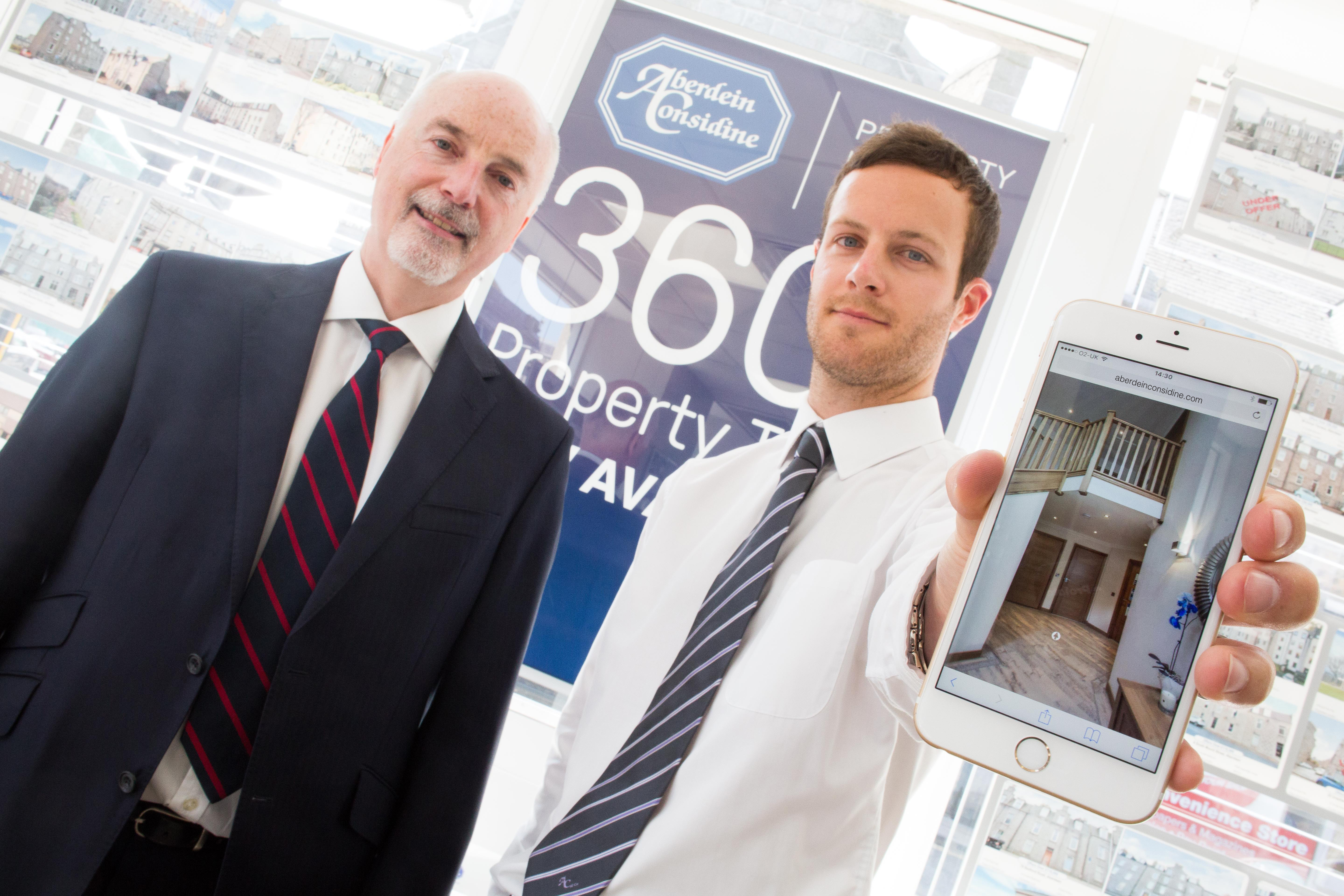 Aberdein Considine launches new 360-degree virtual property tours
