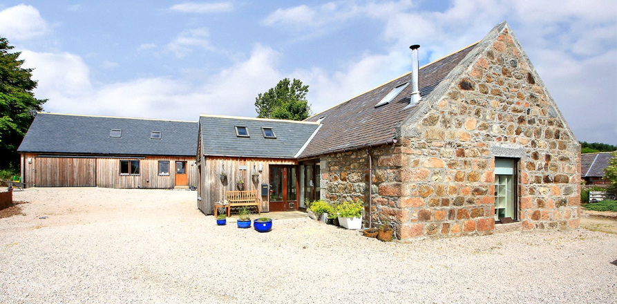 West Steading, Muir Of Fowlis, Alford - O/O £305,000